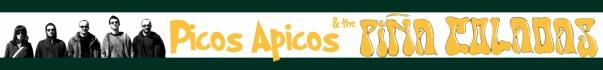 Picos Apicos & The Pina Coladas